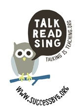 Talk, Read, Play, Sing! logo
